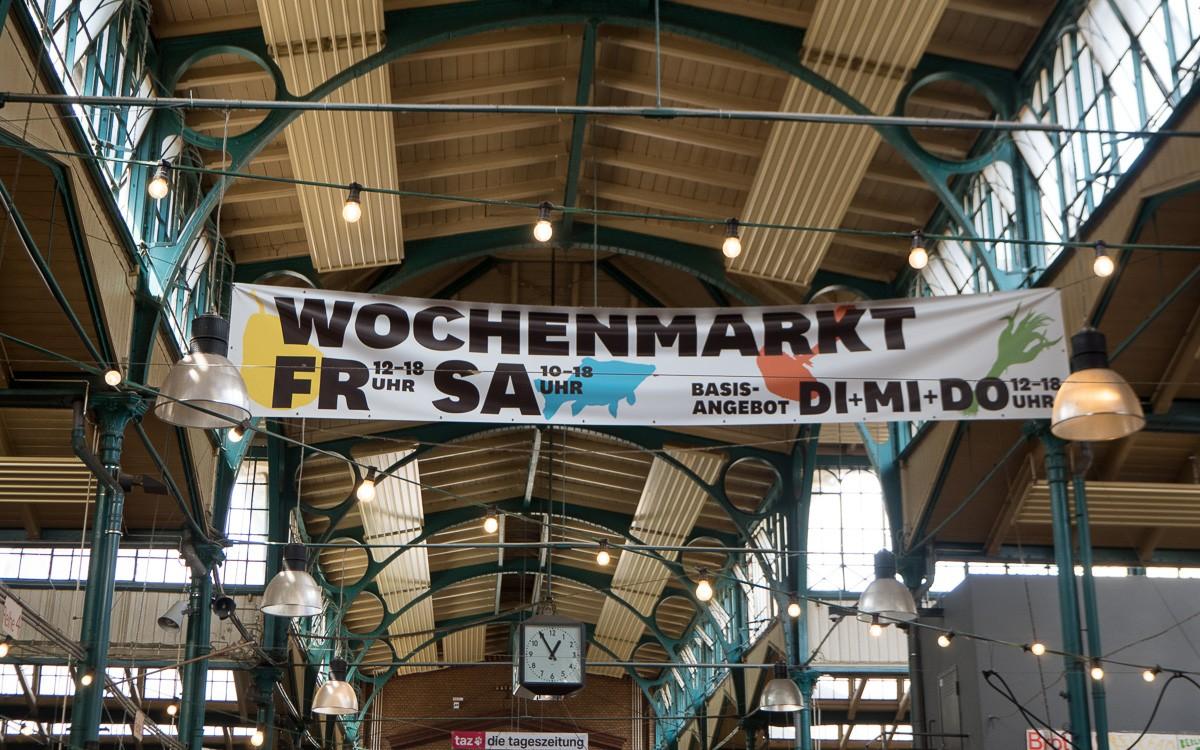 Berlin Markthalle Eisenbahnstrasse