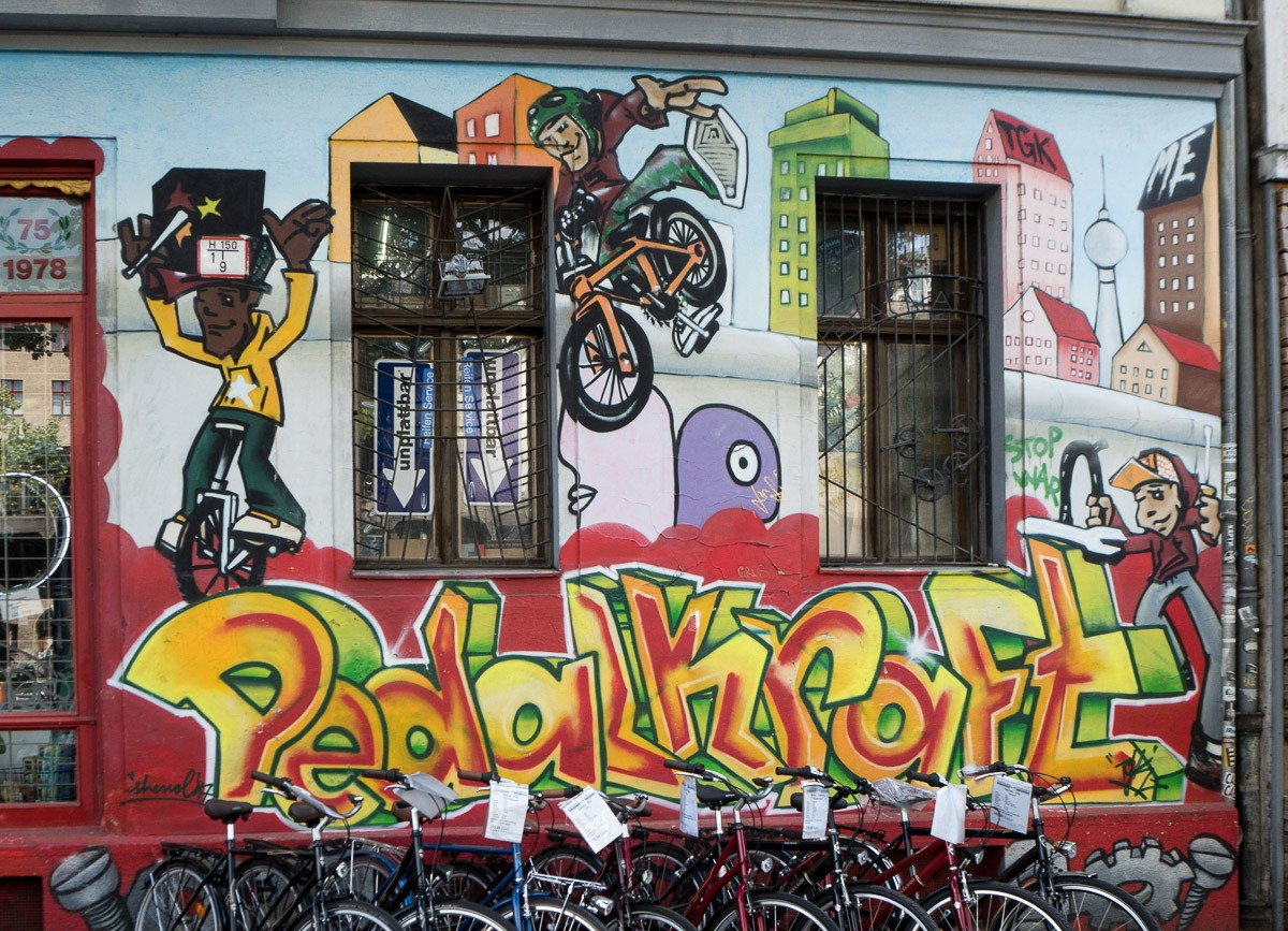 Berlin Street Art Street Art Kreuzberg