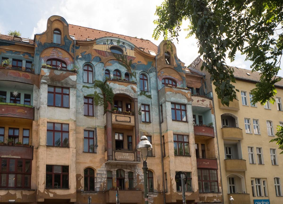 Berlin Hus Geldiniz