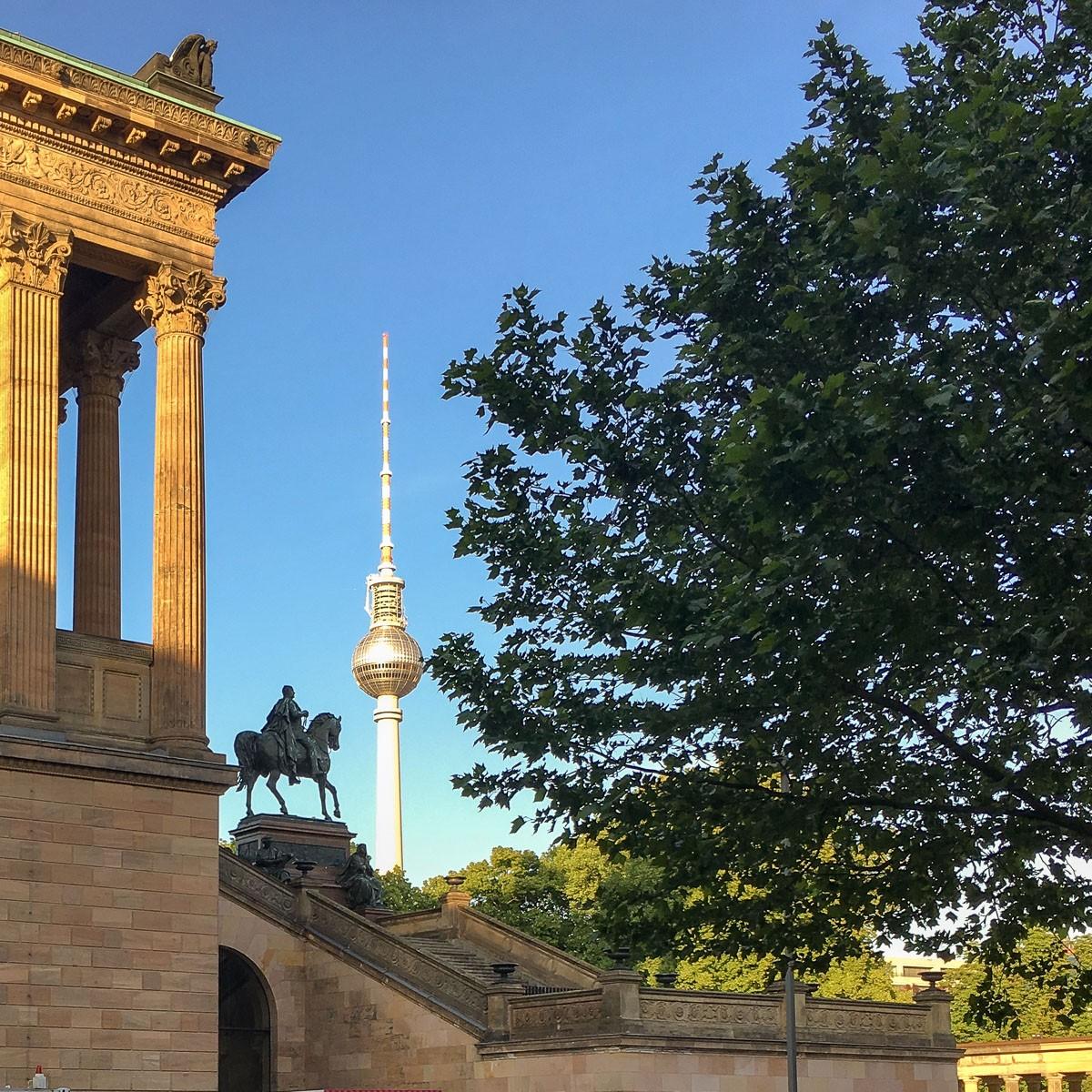 Berlin Museum Inseln