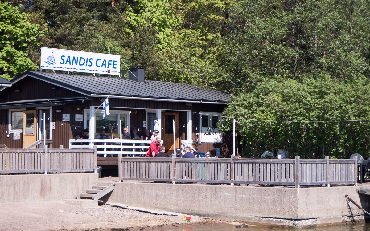 Cafe Sandis