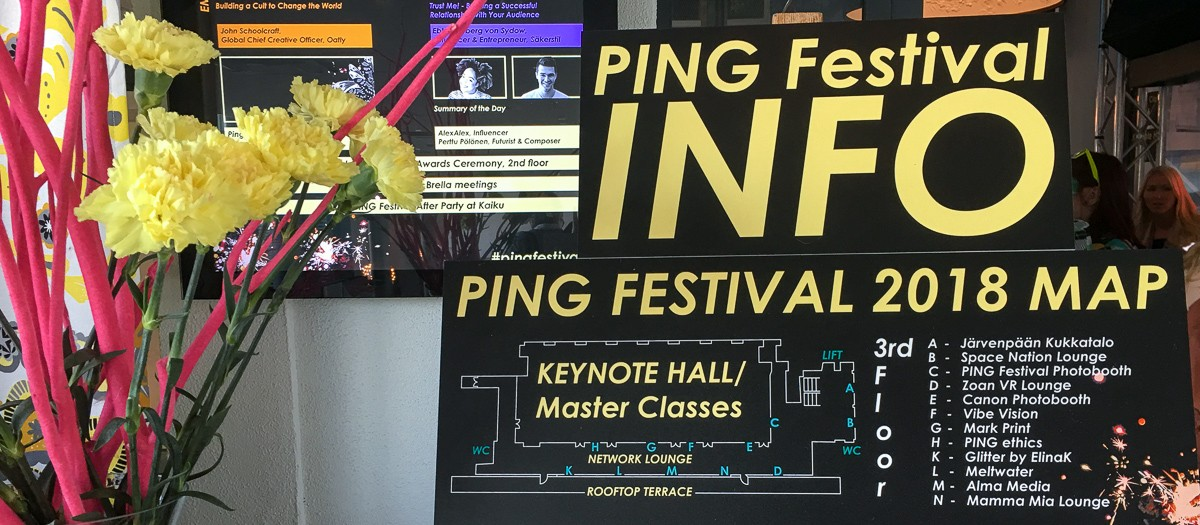 Ping Festival 2018 feature