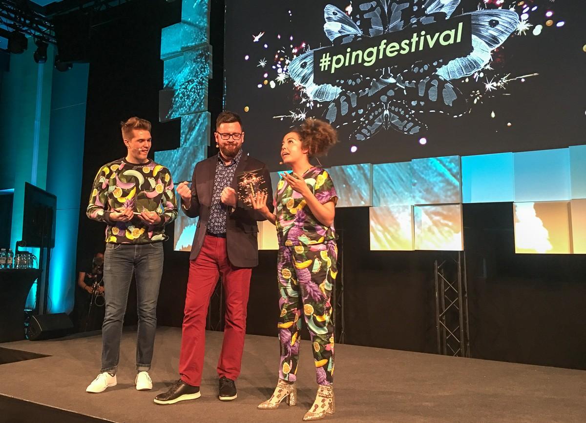 Ping Festival 2018 Nick Westergaard