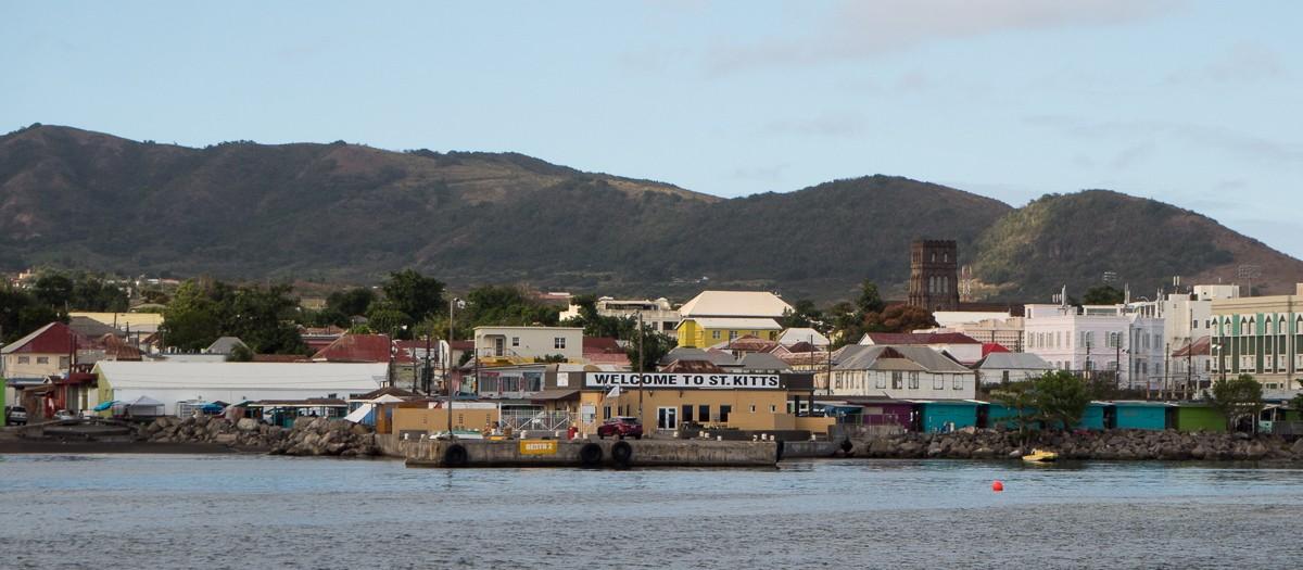 Saint Kitts ja Nevis Basseterre