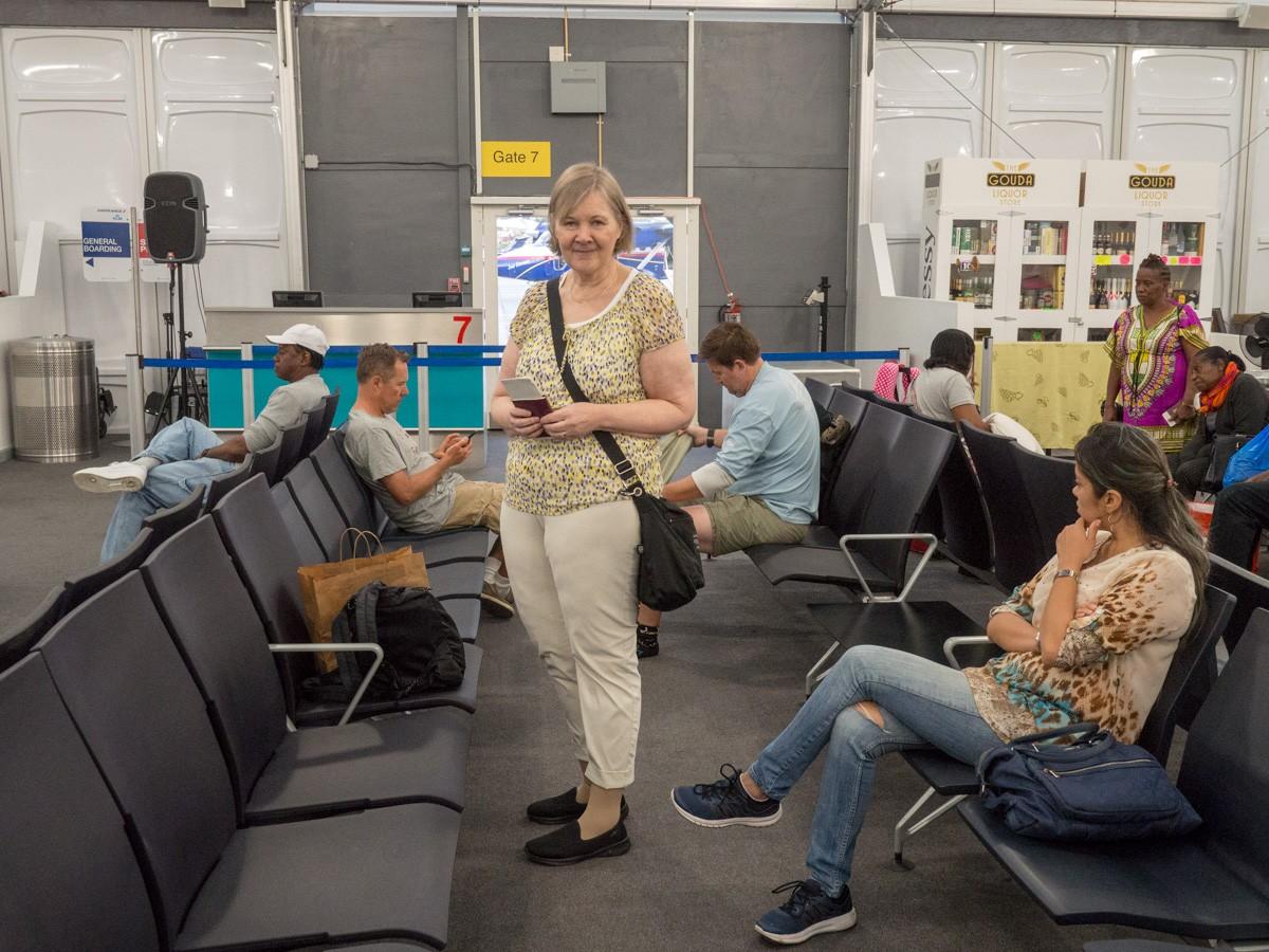 Princess Juliana airport 2018
