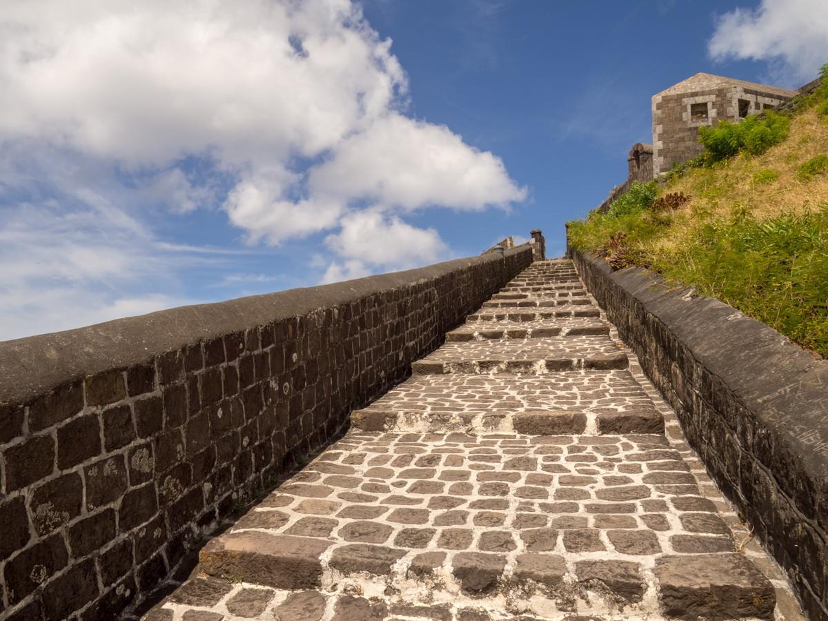 Brimstone Hill Saint Kitts