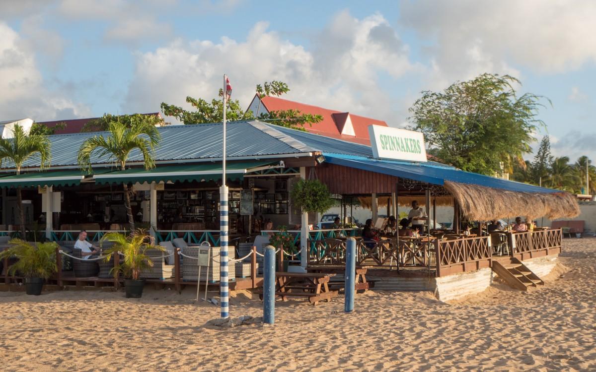 Spinnaker Rodney Bay Saint Lucia