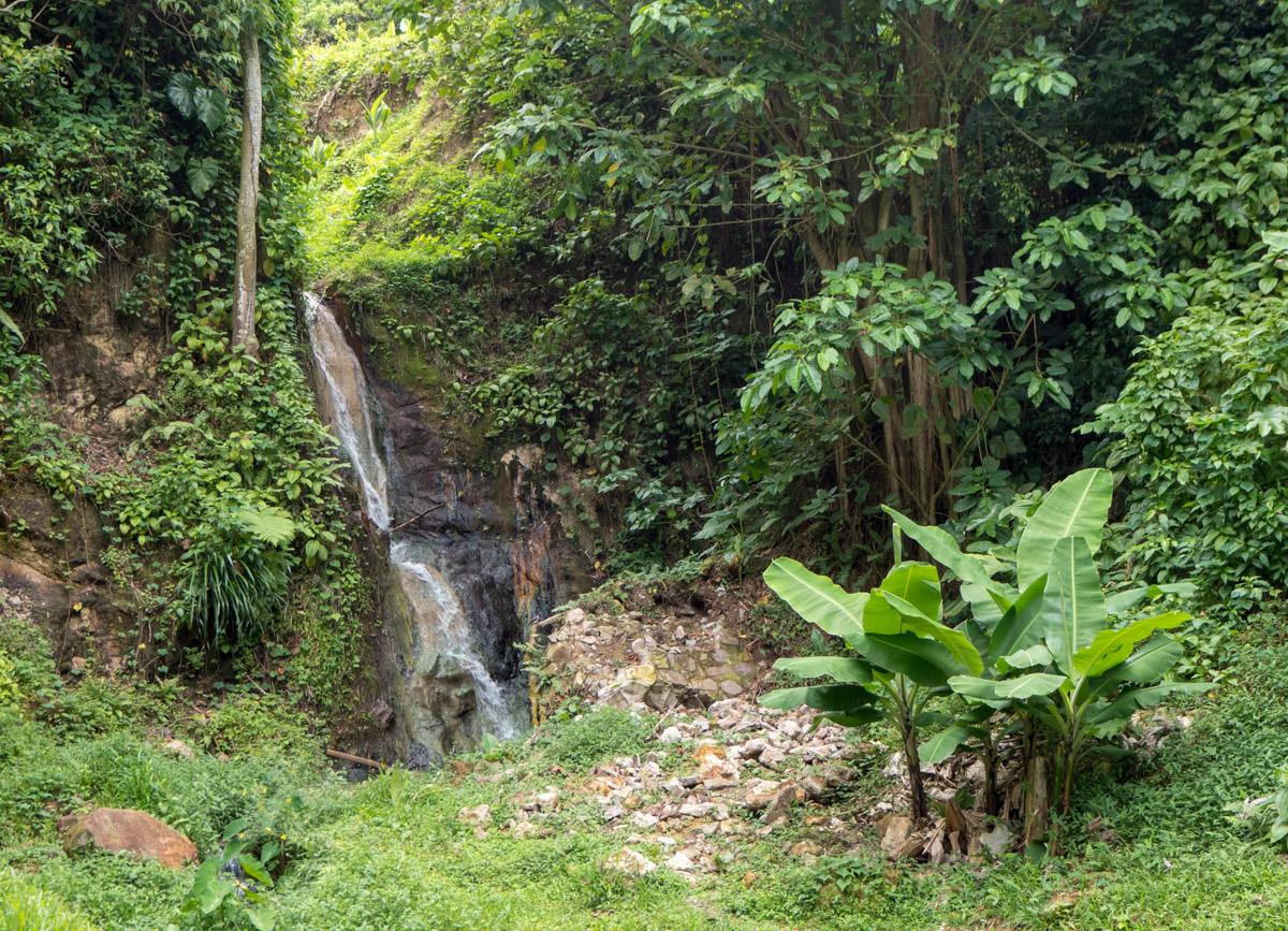 Rikkilähteet Saint Lucia