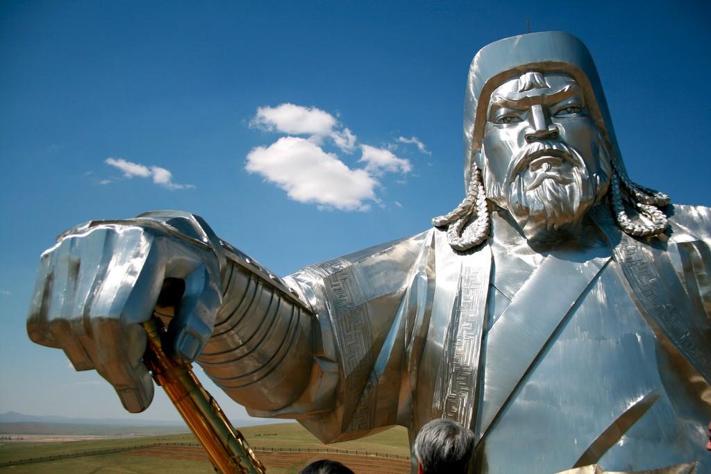 Tsingis Khan Mongolia