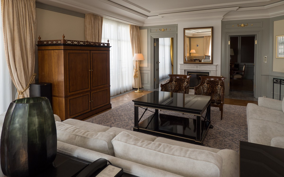 Hotel Adlon Royal Suite