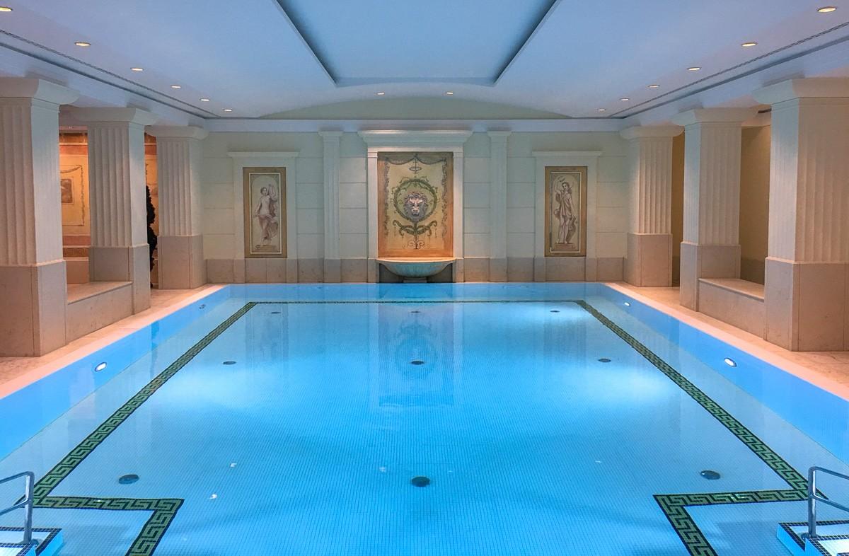 Hotel Adlon uima-allas
