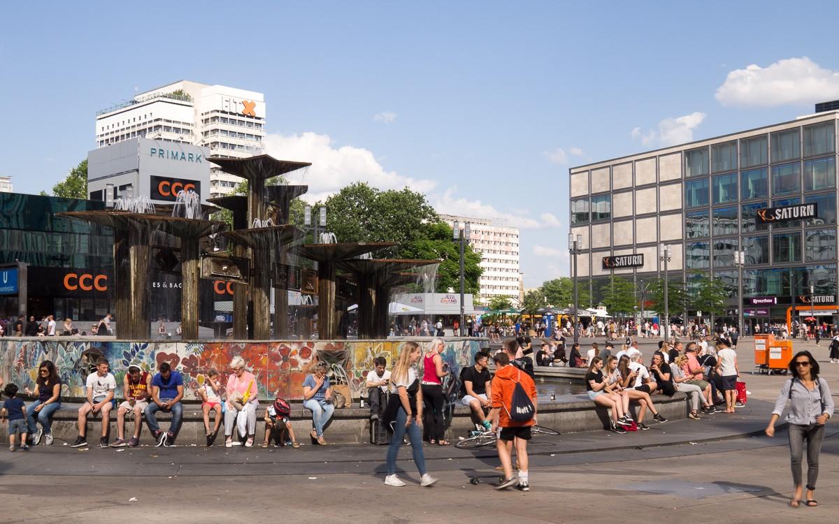 Berliini Alexanderplatz