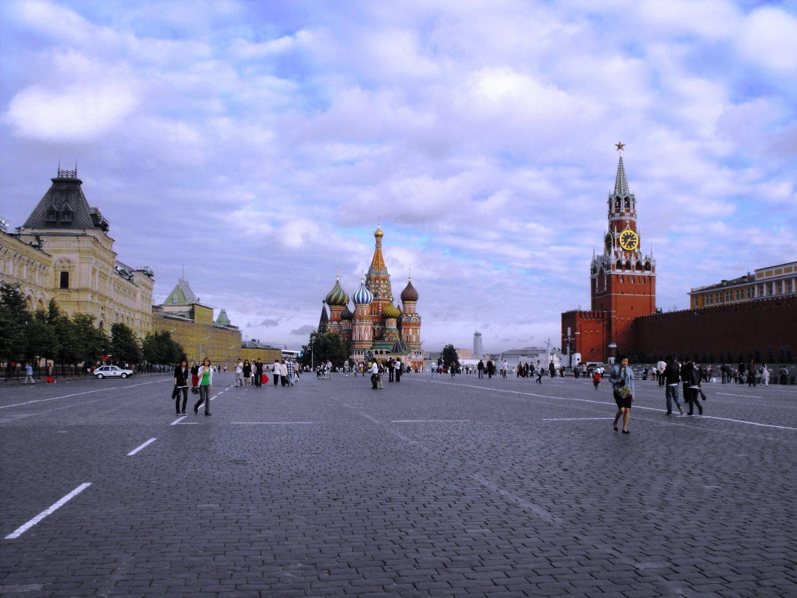 Punainen tori Peking - Ulan Bator - Moskova