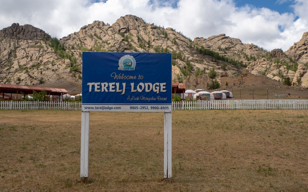 Terelj Lodge Mongolia ger