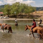 Urheilua Mongoliassa
