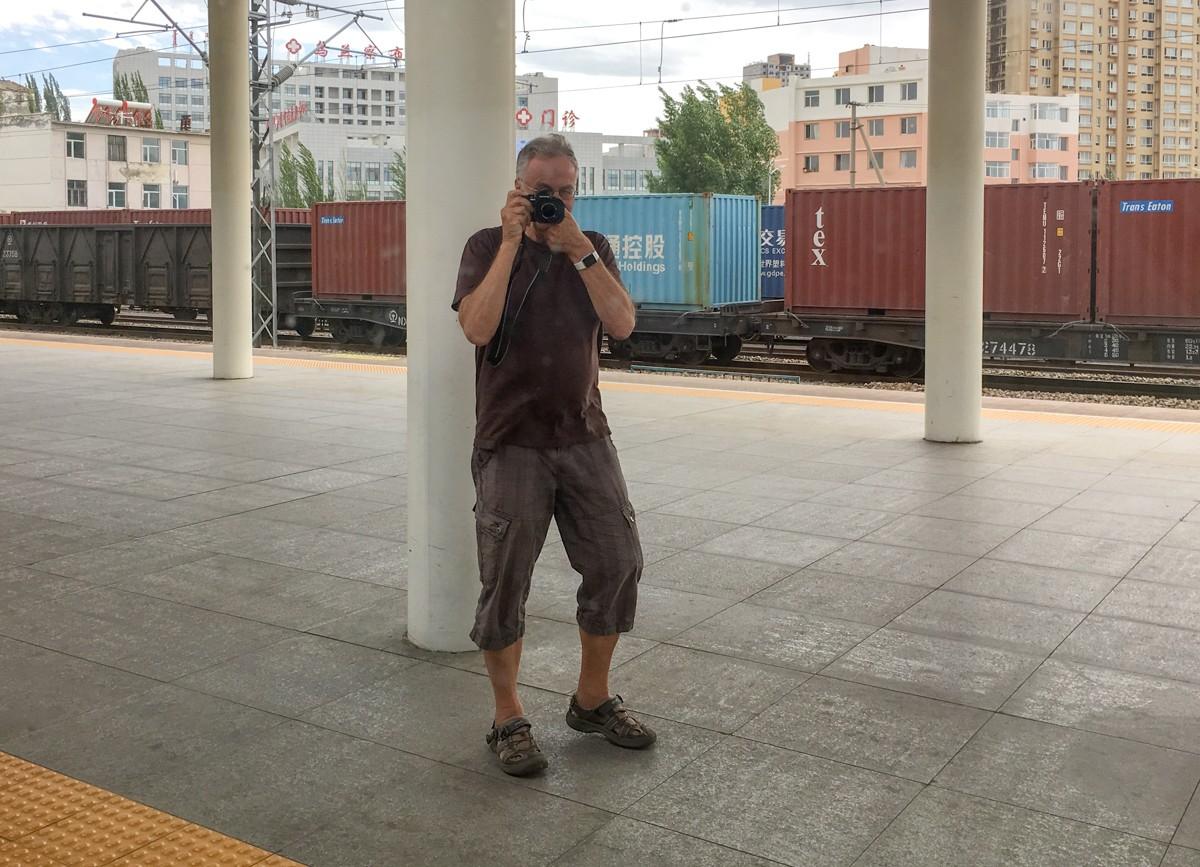 K23-juna välipysähdys