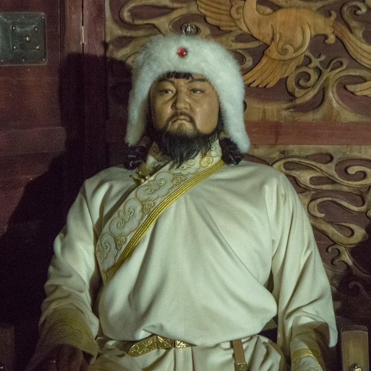 Tsingis-kaanin jäljillä Mongolia Tsingis-kaani