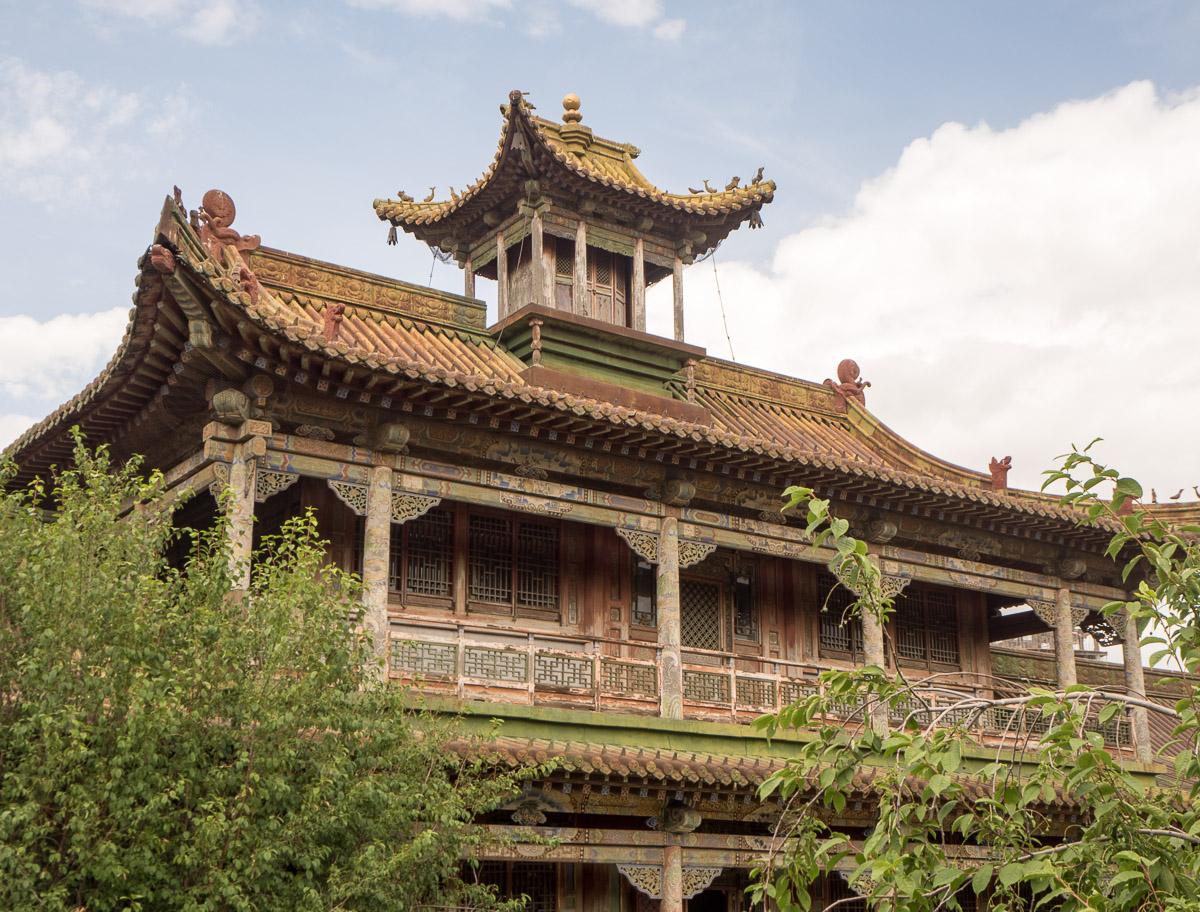 Bogd Khanin palatsimuseo