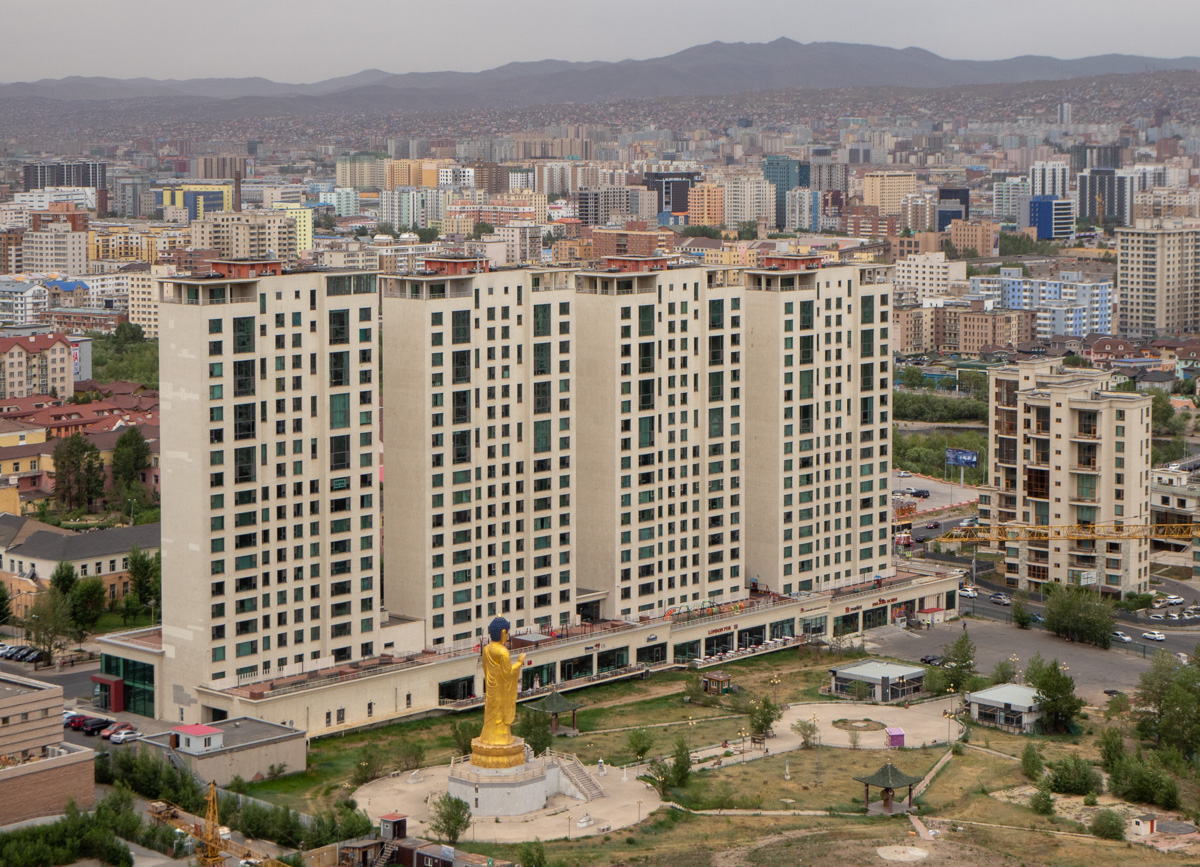 Zaisan Ulan Bator Mongolia