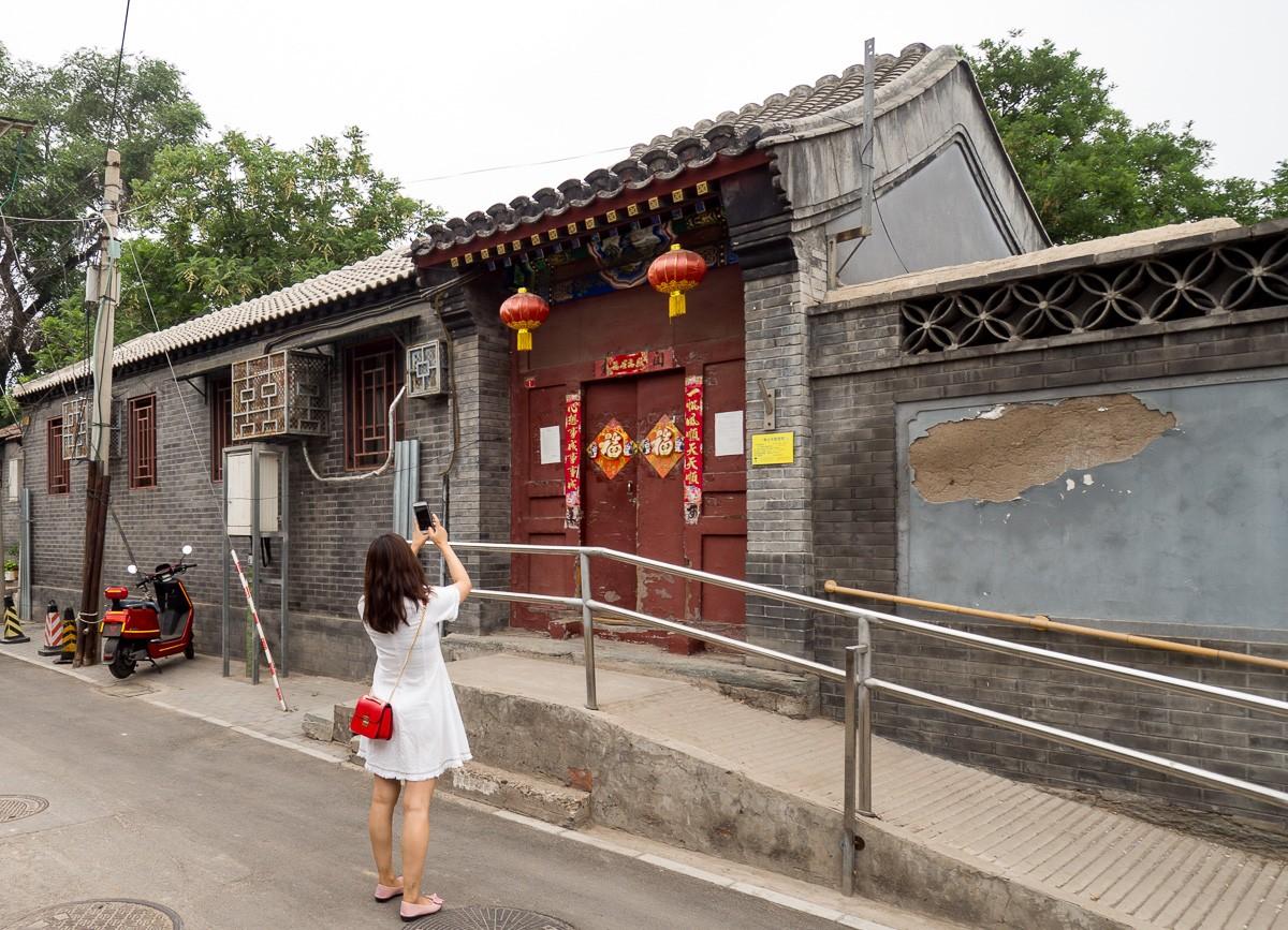 Beijing 2018 hutong