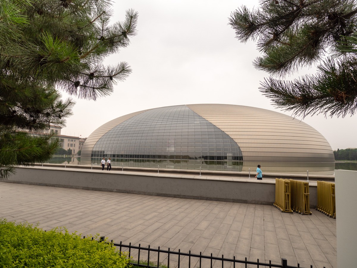 Peking 2018 oopperatalo