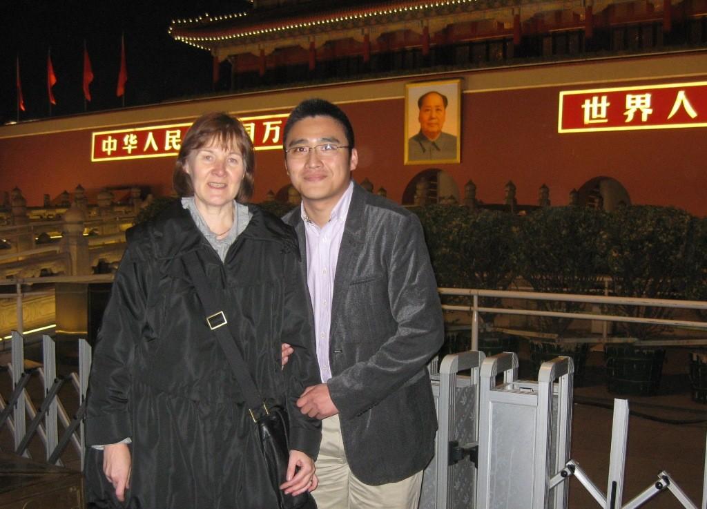 Tiananmeren aukio 2011