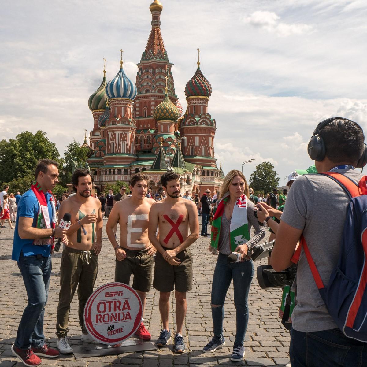 FIFA 2018 Moskova