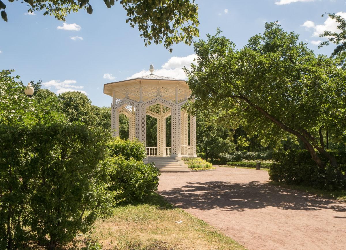 Gorkin puisto Moskova