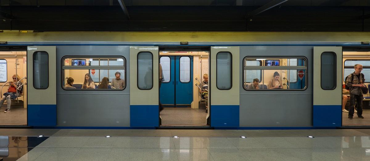 Moskova metro feature