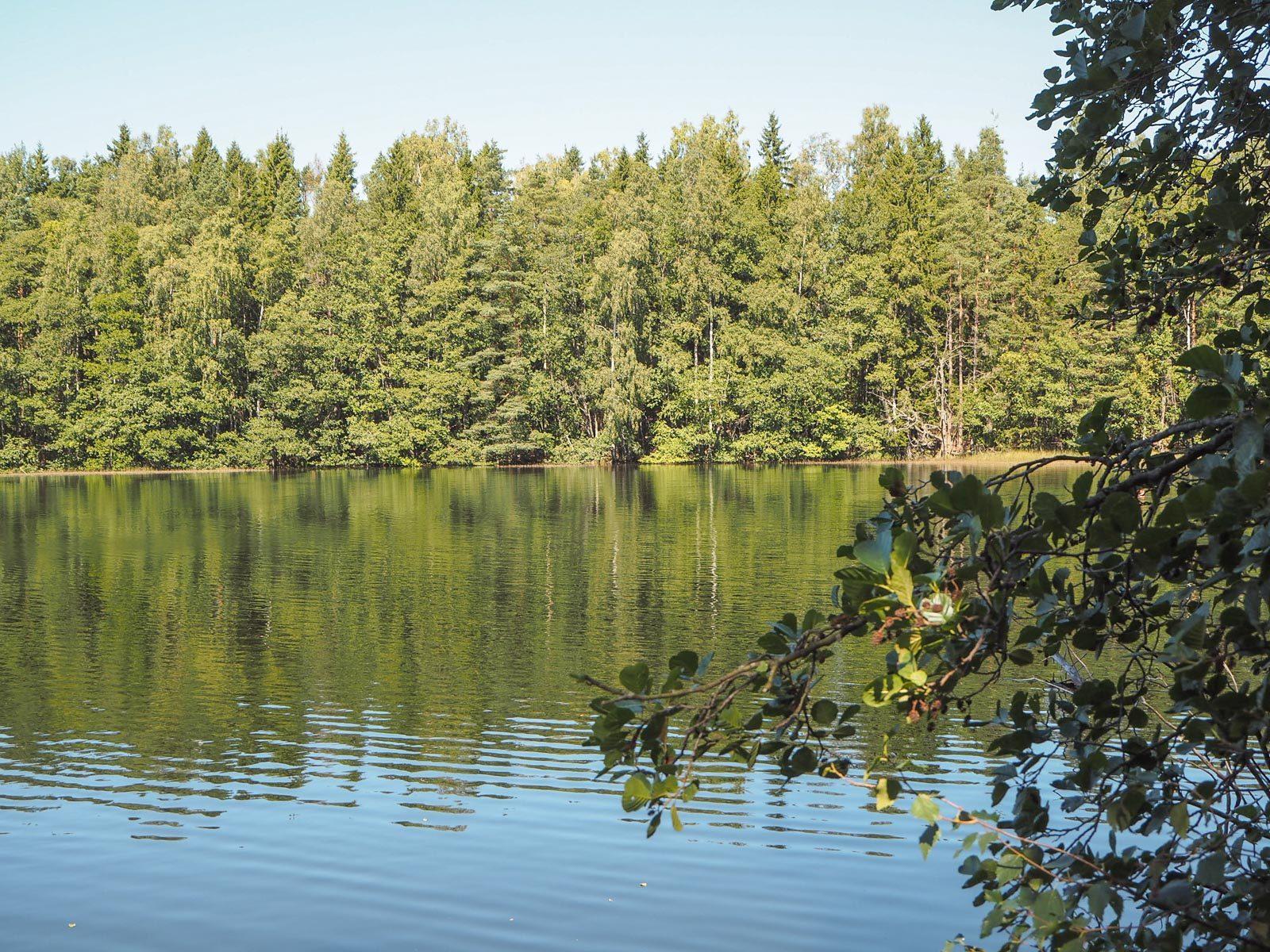 Pentalan järvi
