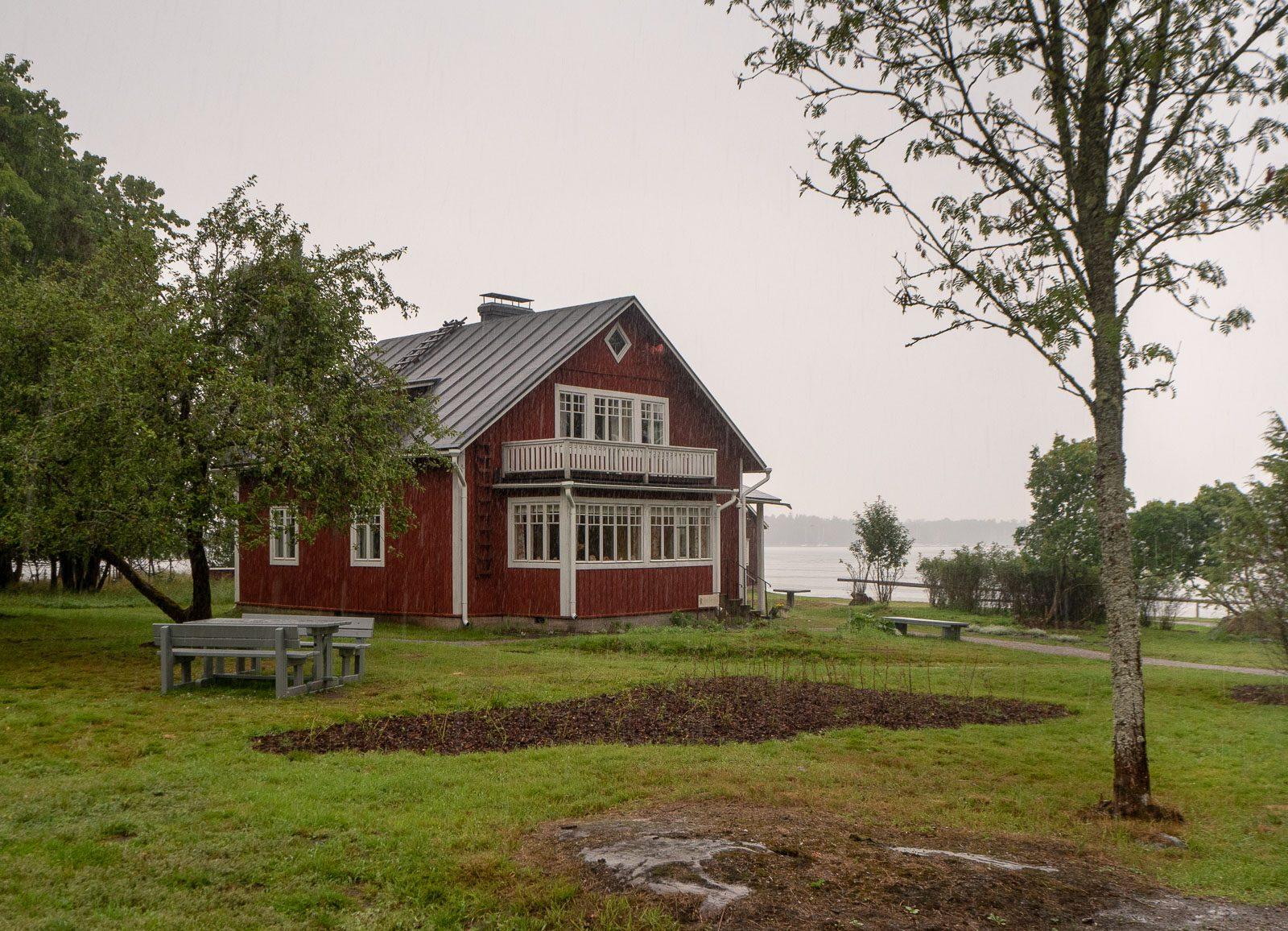 Saaristomuseo Pentala Gurlin talo