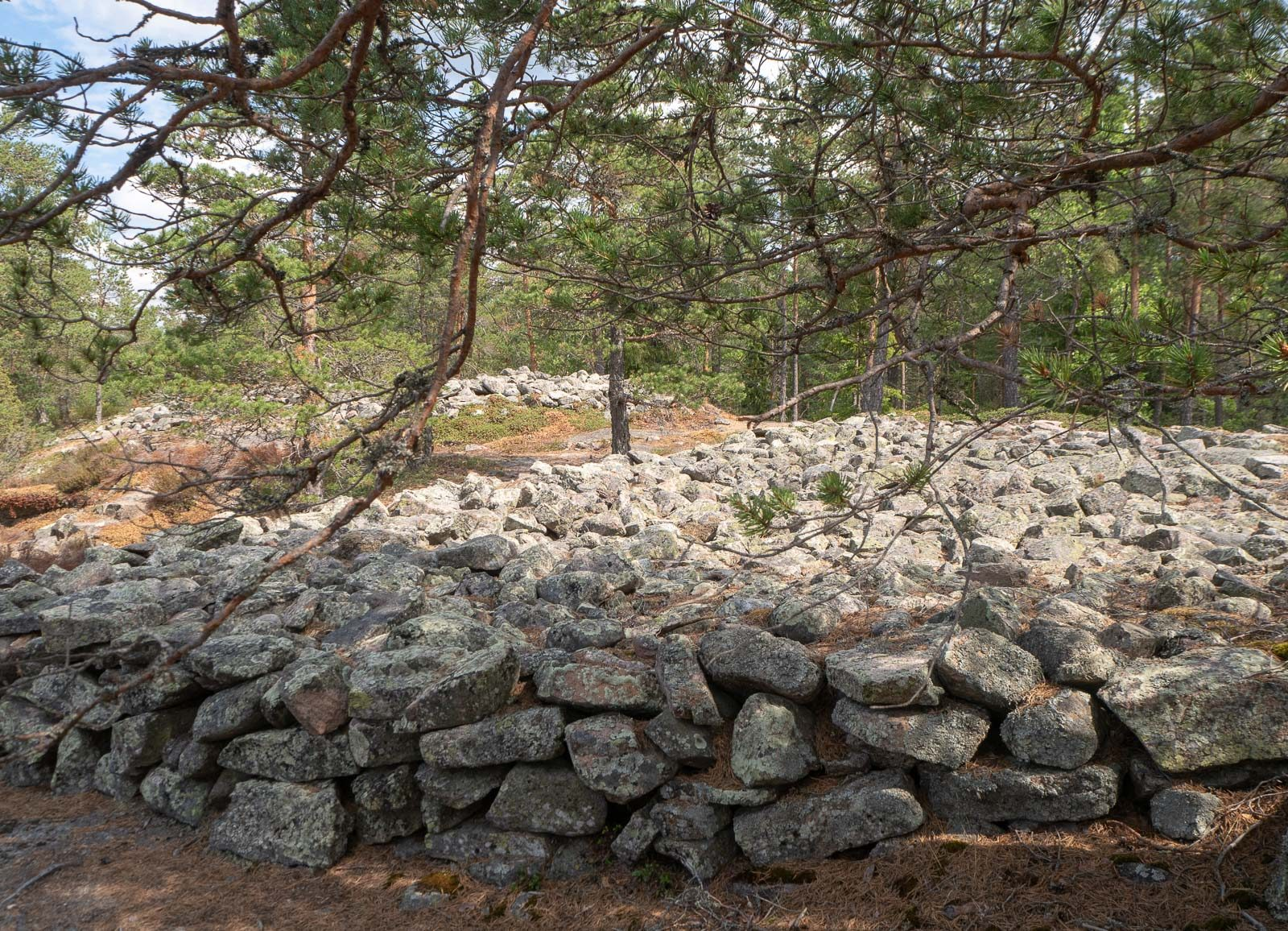 Sammallahdenmäki Unesco Sammallahdenmäki ja Vanha Rauma