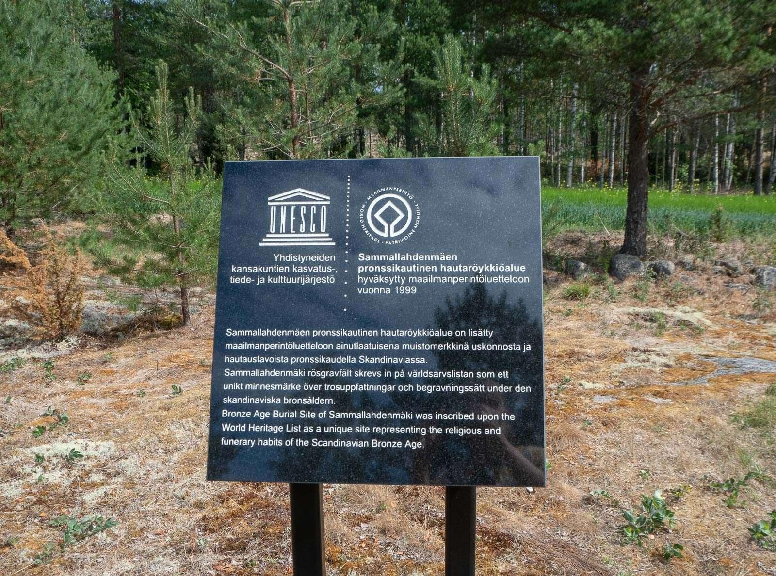 Sammallahdenmäki Unesco