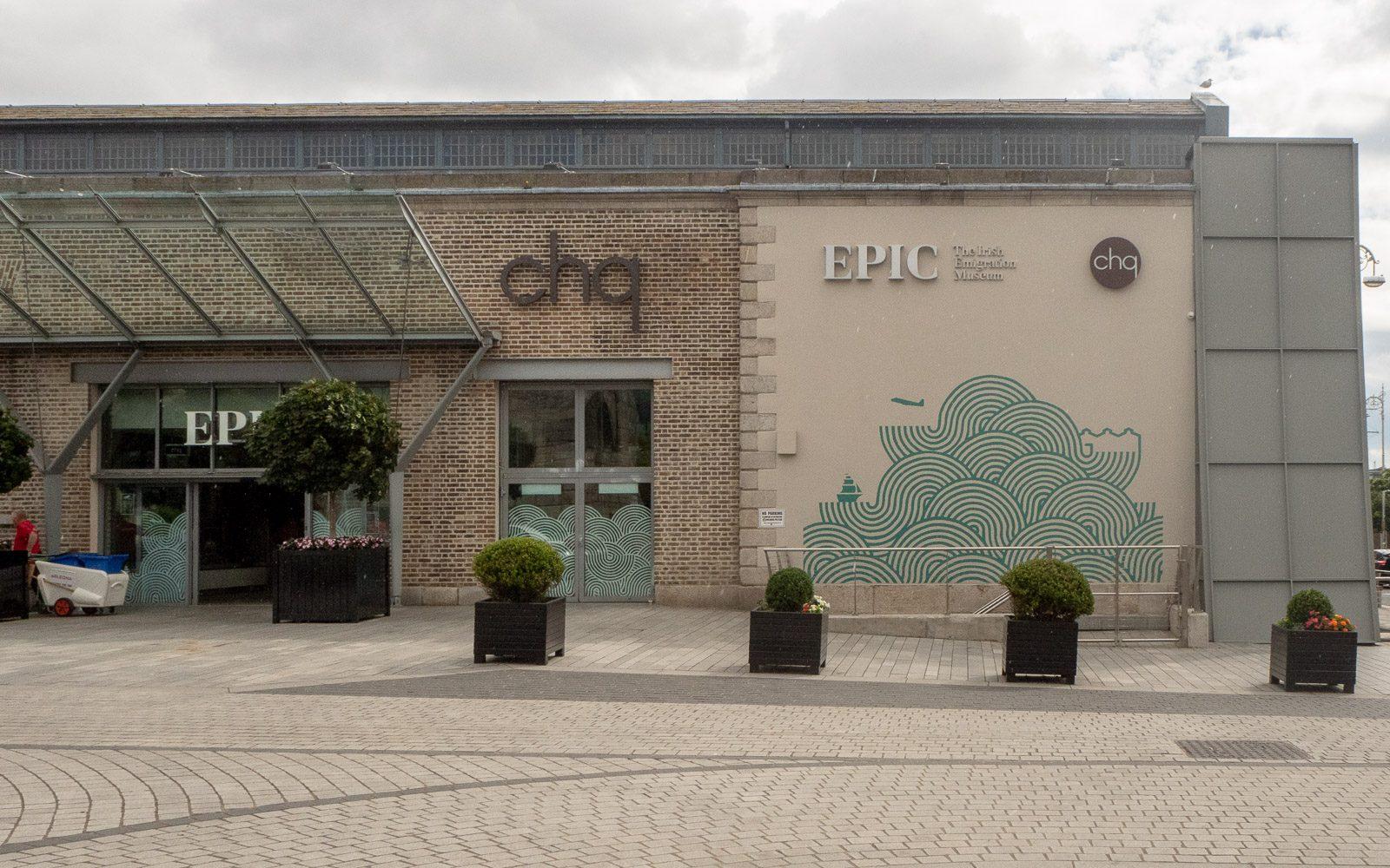EPIC The Irish Migration Museum