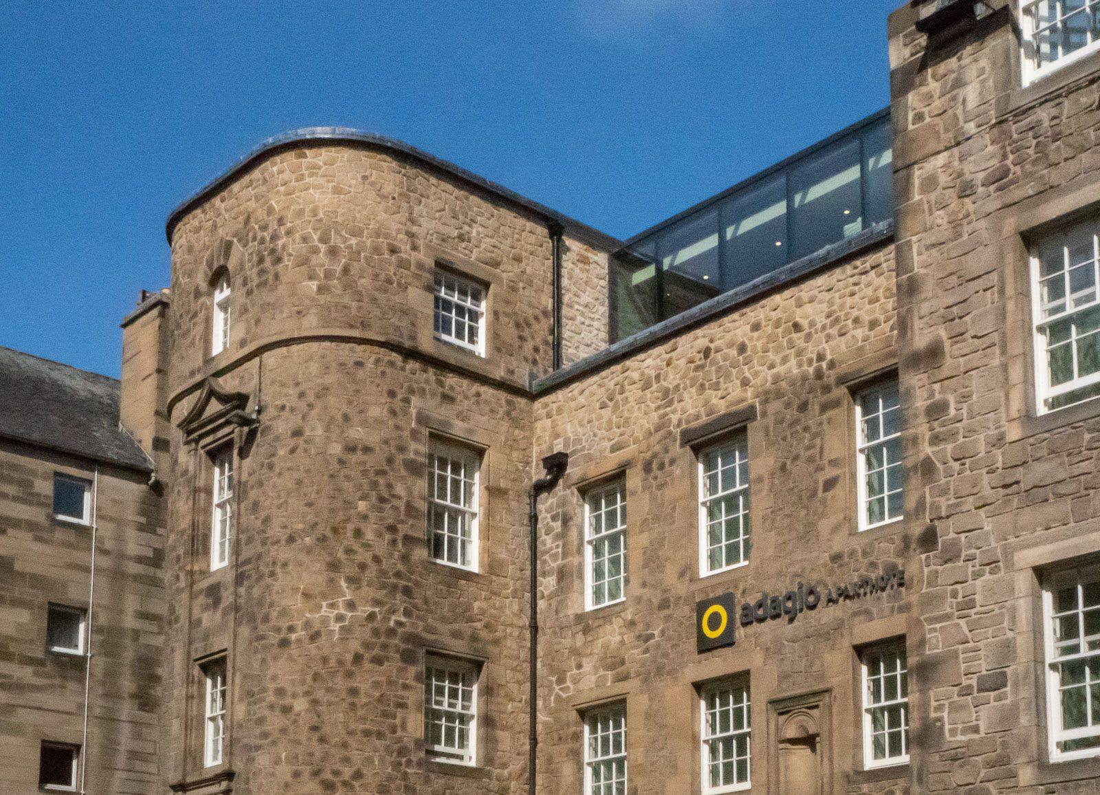 Edinburgh Adagio The Royal Mile