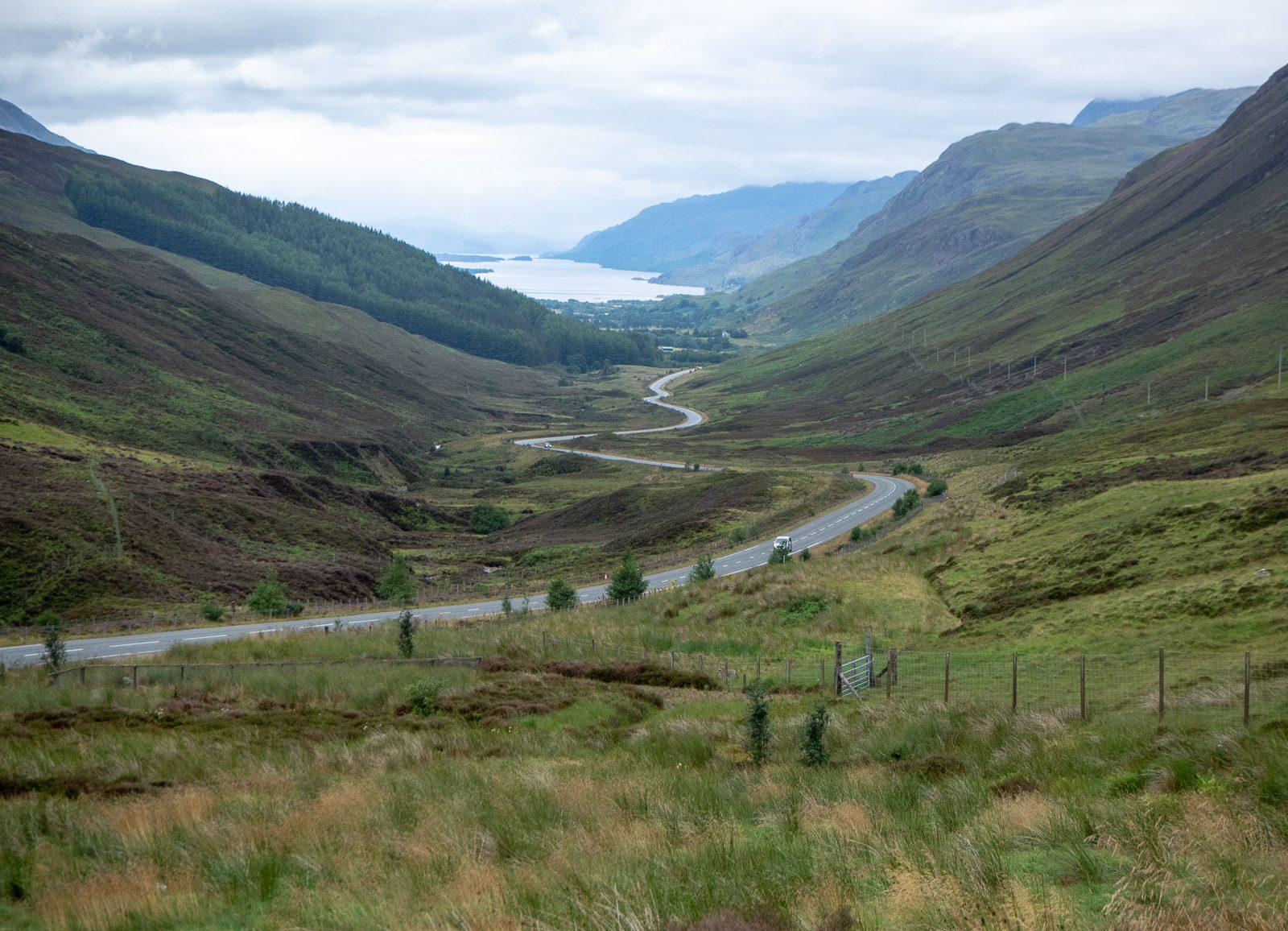 Ashnasheen Scotland