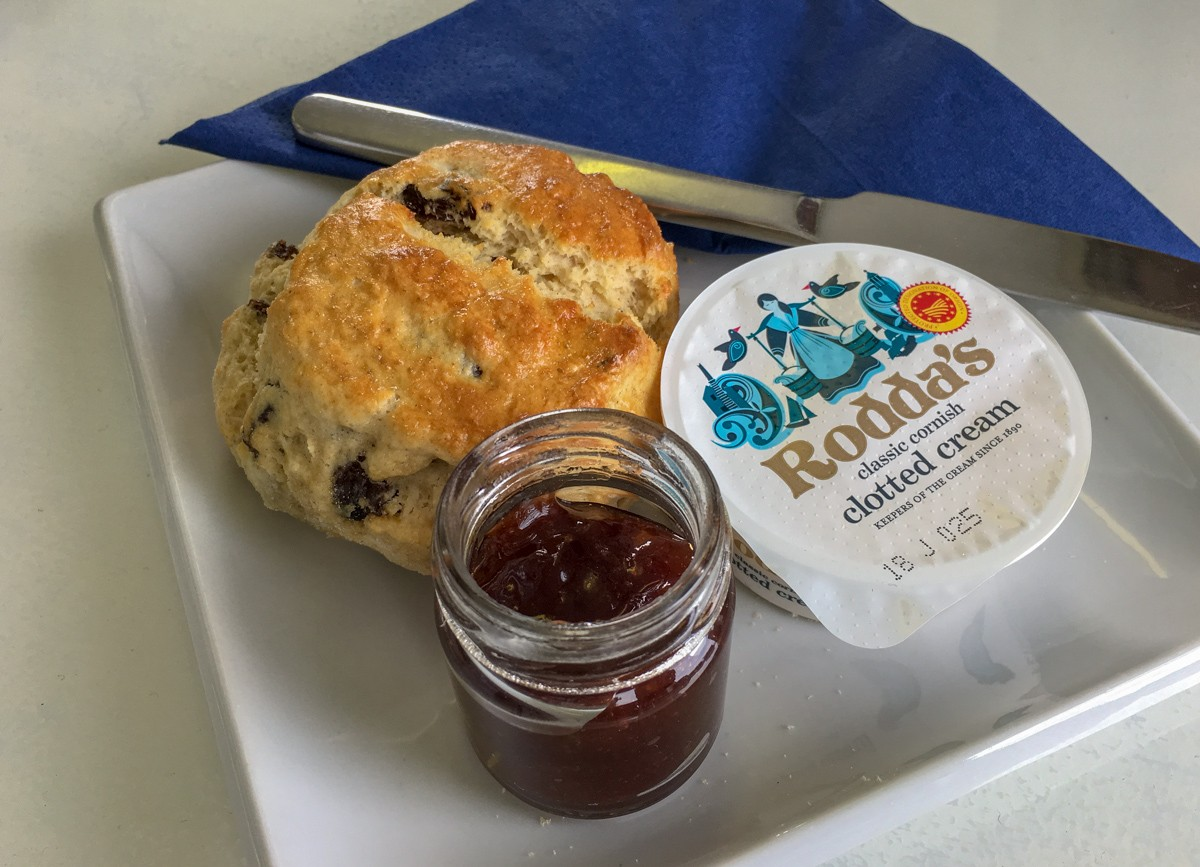 Scones Arisaig