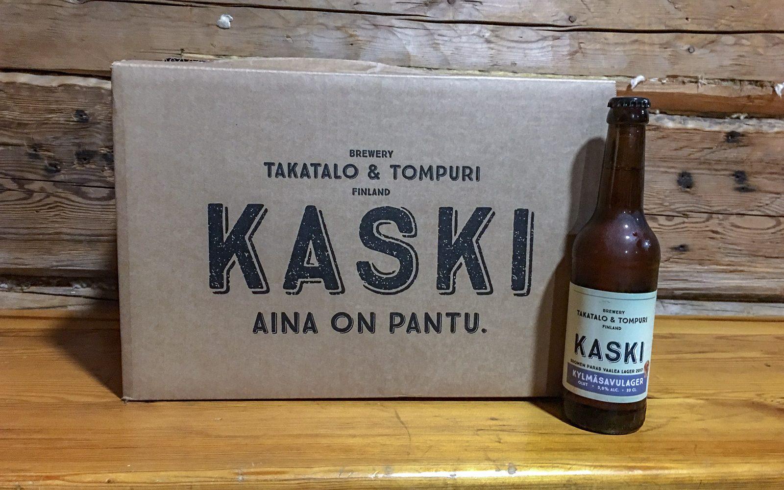 Takatalo & Tompuri oluet