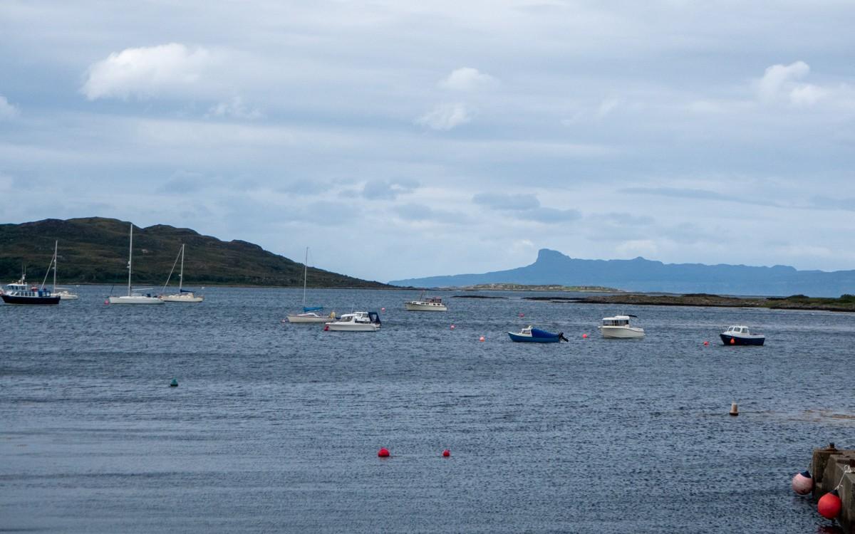 Eigg Mallaig Scotland