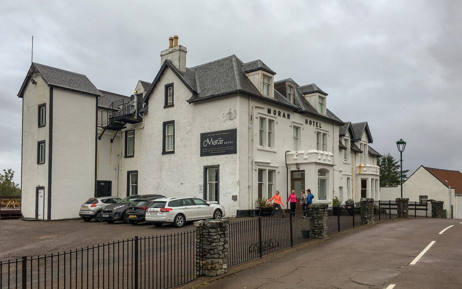Hotel Moran Scotland