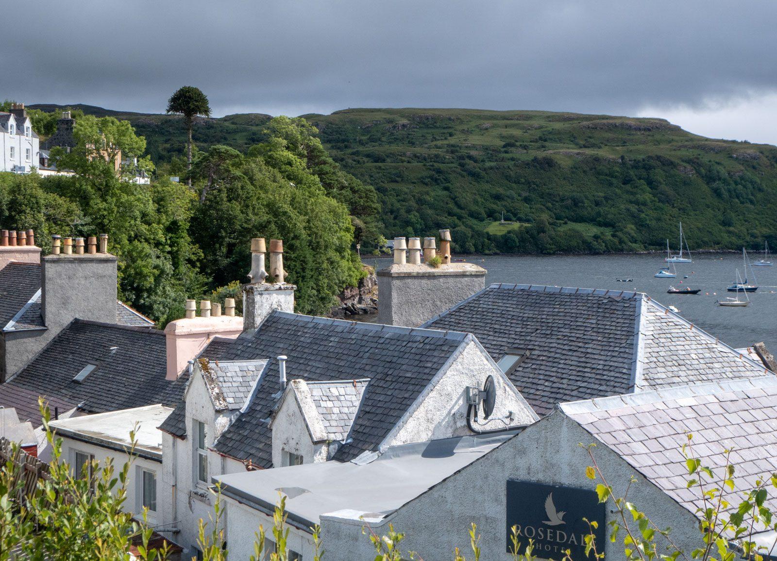 Portree Isle of Skye