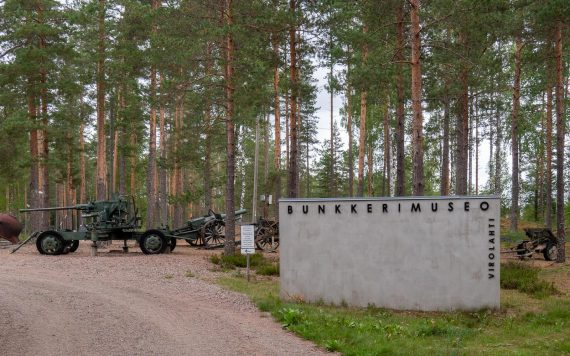 Bunkkerimuseo Virolahti