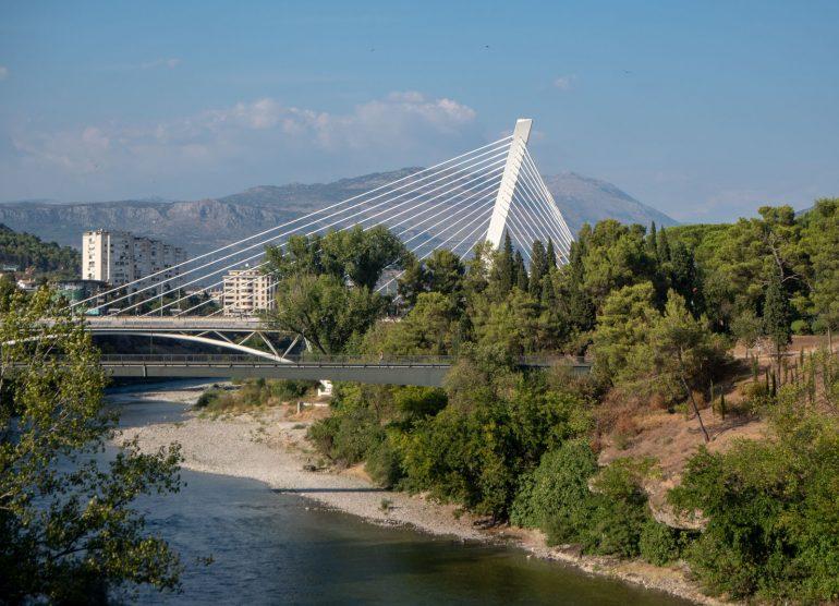 Podgorica Millenium Bridge