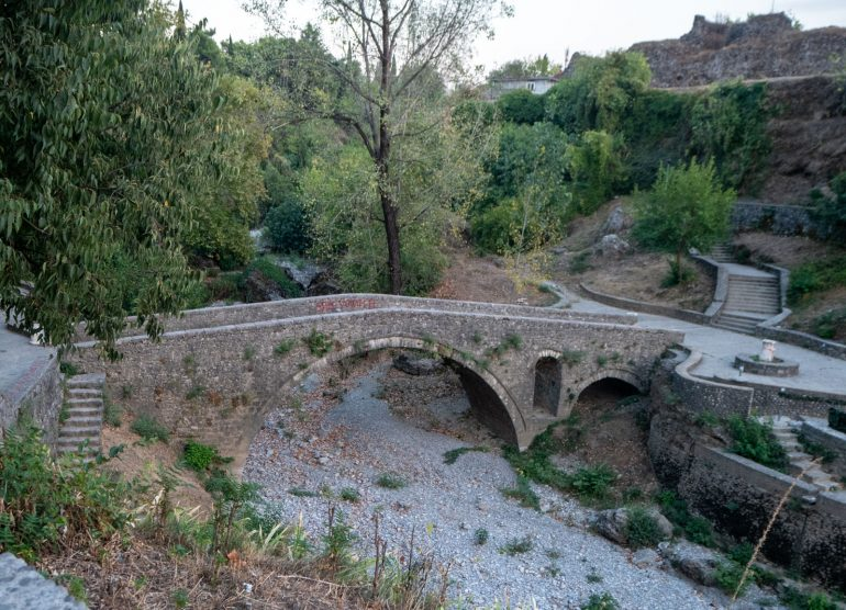 Podgorica Ribnica Bridge