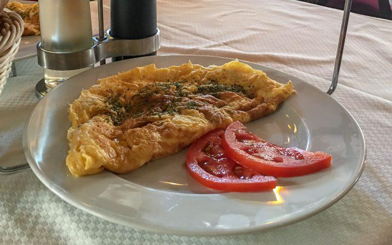 Wiener Cafe aamiainen Sarajevo