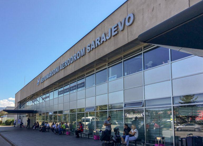 Sarajevon lentokenttä