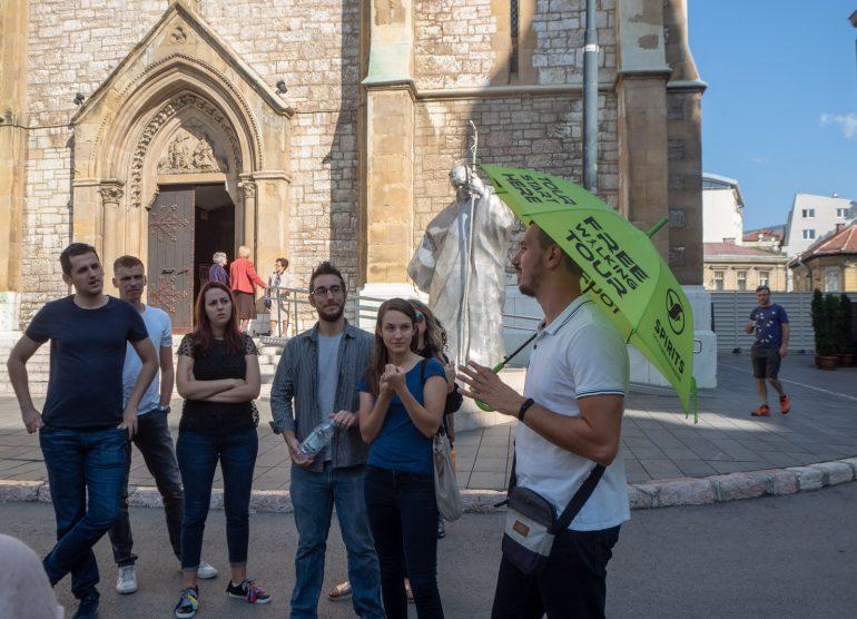 Free walking tour Sarajevo