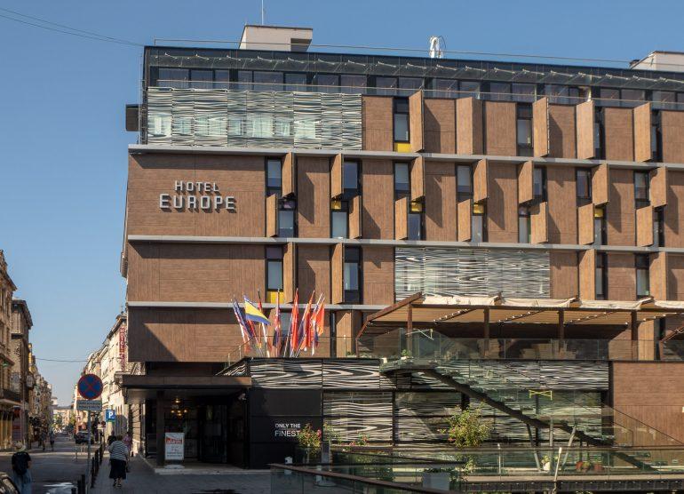 Sarajevo Hotel Europe