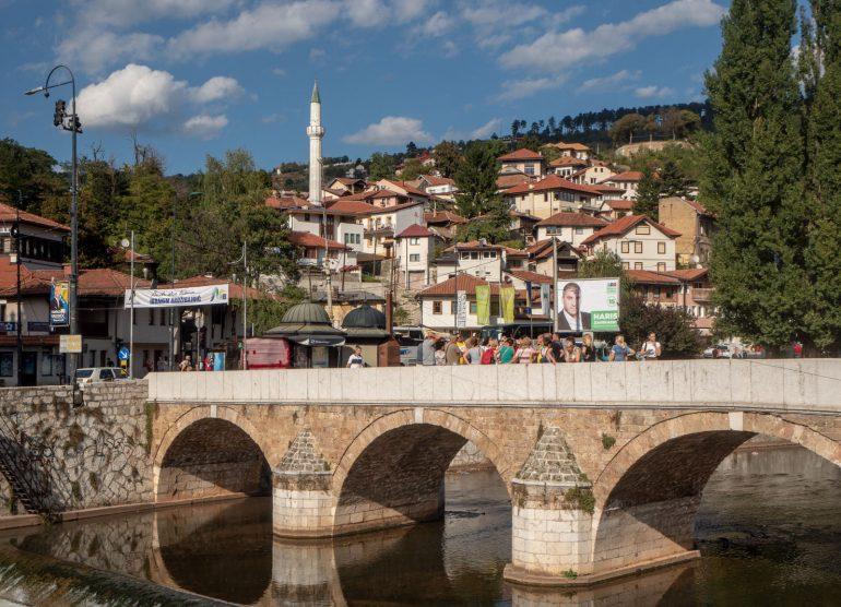Sarajevo sillat