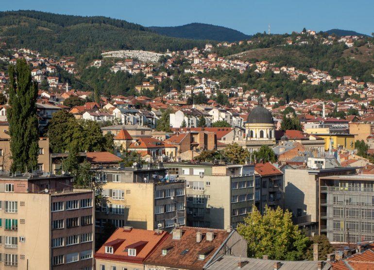 Sarajevo Hotel Hecco Deluxe